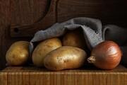 سیبزمینی و پیاز را کنار هم نگه ندارید