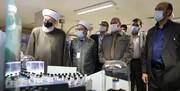 بازدید مهمانان کنفرانس وحدت اسلامی از راکتور تحقیقاتی شهید فخری زاده