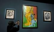 فروش ۱۱۰ میلیون دلاری ۱۱ شاهکار پیکاسو در حراجی ساثبیز لاسوگاس