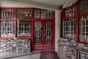 داستان غمبار کتابفروشی ۴۷ ساله کابل | فقط دو مشتری از زمان روی کار آمدن طالبان