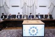 حضور سعید جلیلی در جلسه ستاد اقتصادی دولت رئیسی
