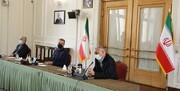 عکس | مراسم تکریم و معارفه نمایندگان ویژه در امور افغانستان در وزارت امور خارجه
