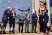 تصاویر | تجلیل از کشتی گیران و مدال آوران مسابقات جهانی نروژ با حضور شهردار تهران
