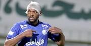 دومین پیروزی استقلال در لیگ برتر | یامگا؛ ستاره جدید خط حمله آبی ها