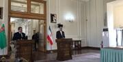 امیرعبداللهیان در دیدار با همتای ترکمنستانی: توافق دو کشور برای امضای سند جامع همکاری ها