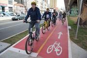 پاریس اولین شهر برای دوچرخه سواری امن در اروپا میشود