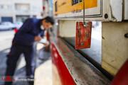 تصاویر | پمپ بنزینها، وقتی سیستم قطع شد