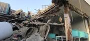 انفجار شدید در یک ساختمان مسکونی در شهرری