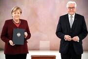 استعفای مرکل پذیرفته شد | صدراعظم پر سابقه آلمان رفت