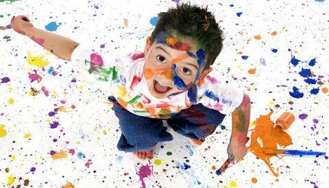 چگونه میتوان خلاقیت را در فرزندان پرورش داد؟
