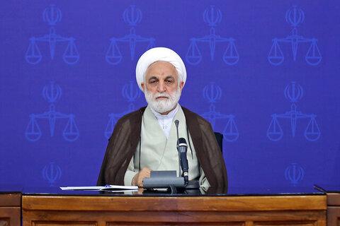 رئیس قوه قضاییه در اهواز | سه قوه برای حل مشکلات خوزستان مصمم هستند