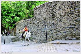از «ورکانه» زیباترین روستای رنسانسی ایران چه میدانید؟