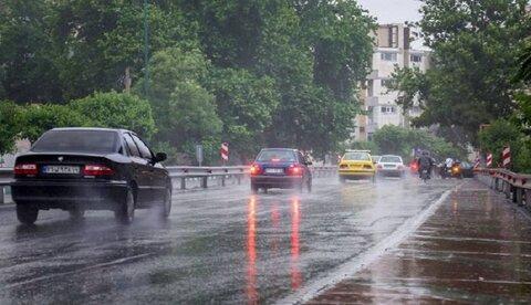 ۱۴ استان بارانی میشوند | وضعیت جوی تهران طی ۲ روز آینده