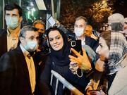 ویدئو | جشن تولد شبانه محمود احمدینژاد در میدان ۷۲ نارمک