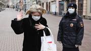 شروع تعطیلی مسکو|  اوجگیری مرگهای کرونا در روسیه ادامه دارد